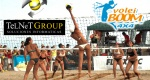 TelNetGroup, Sport, Europa Fm, Schwepps, Tiburon Beach Club Sponsor oficial de Voleiboom 2012.