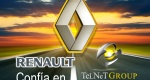 Renault confía su estrategia de marketing web en internet a TelNetGroup
